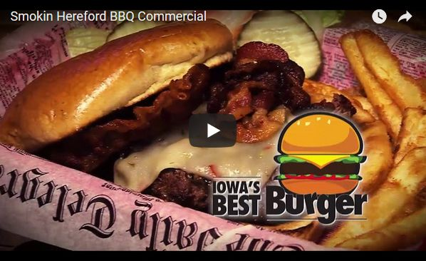 Smokin Hereford BBQ video