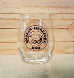 Hereford Stemless Wine Glass